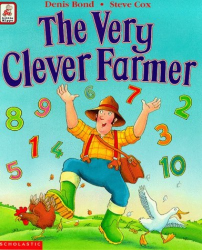 The Very Clever Farmer (Little Hippo) By Denis Bond