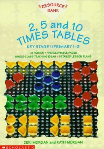 2, 5 and 10 Times Tables KS1 By Ceri Morgan