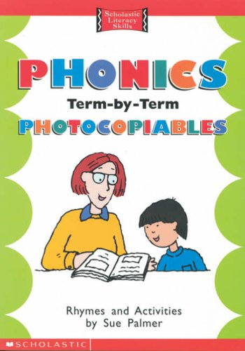 Phonics Term By Term Photocopiables By Sue Palmer