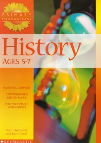 History 5-7 Years By Karin Doull