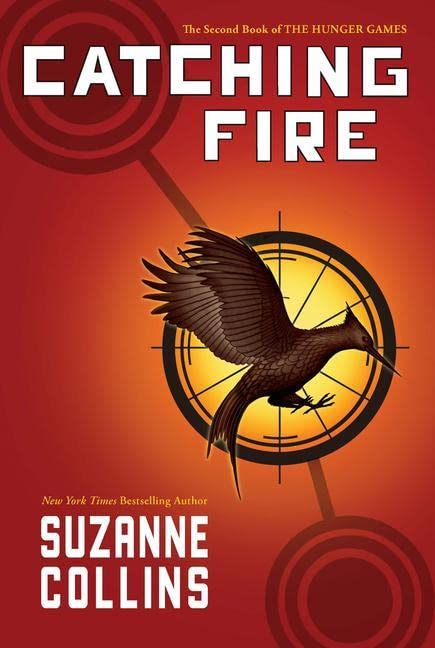 Hunger Games: #2 Catching Fire By Suzanne Collins