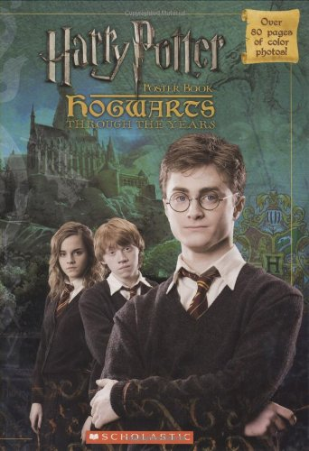 Harry Potter Official Hogwarts Yearbook By Scholastic