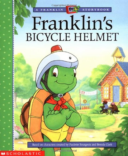 Franklin's Bicycle Helmet By Paulette Bourgeois