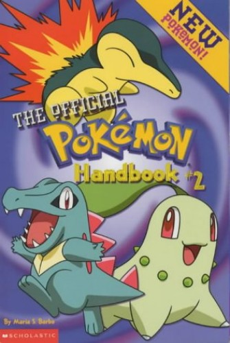 The Official Pokemon Handbook II By Maria S. Barbo