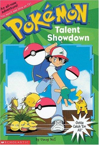 Talent Showdown By Tracey West