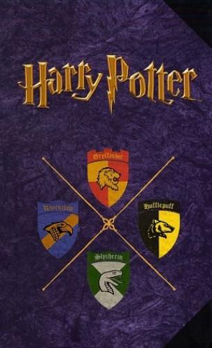Harry Potter School Crests Journal von Scholastic Books