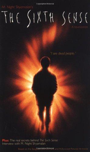 The Sixth Sense By Peter Lerangis