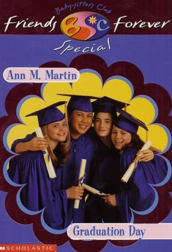 Graduation Day By Ann M. Martin