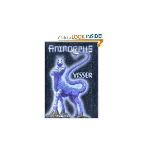 Visser Pb Animorphs By K. A. Applegate; K. A. Applegate