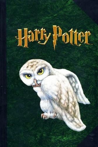 Harry Potter Jrnl #2 Owl von Scholastic Books