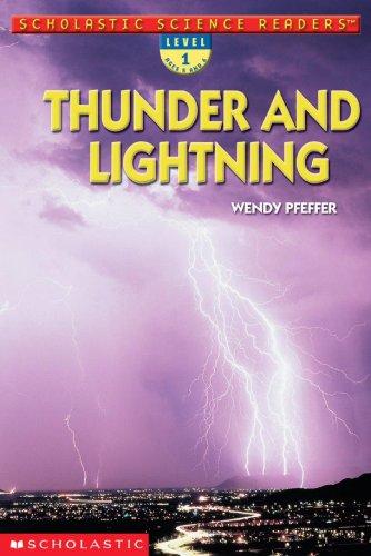 Thunder and Lightning By Wendy Pfeffer