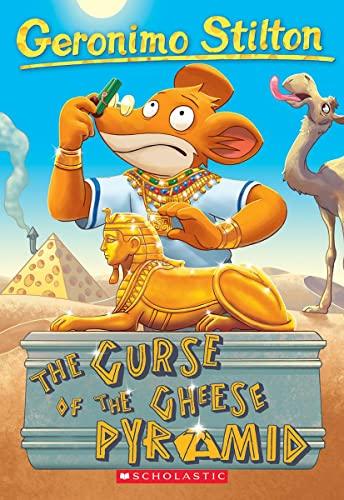 Geronimo Stilton: #2 Curse of the Cheese Pyramid By Geronimo Stilton