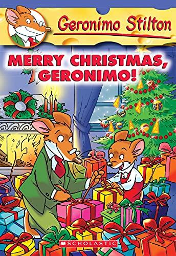 Merry Christmas, Geronimo By Geronimo Stilton
