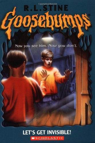 Let's Get Invisible By R. L. Stine