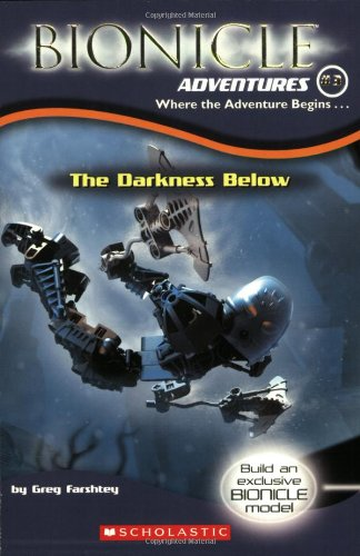The Darkness Below By Gregory Farshtey