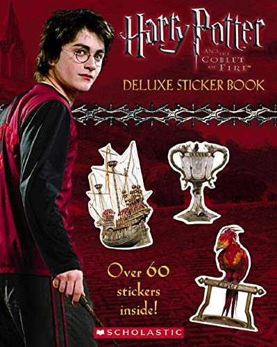 Harry Potter and the Goblet of Fire Sticker Book By Edited by Fiona Simpson