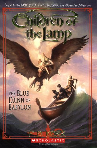 The Blue Djinn of Babylon By Philip Kerr