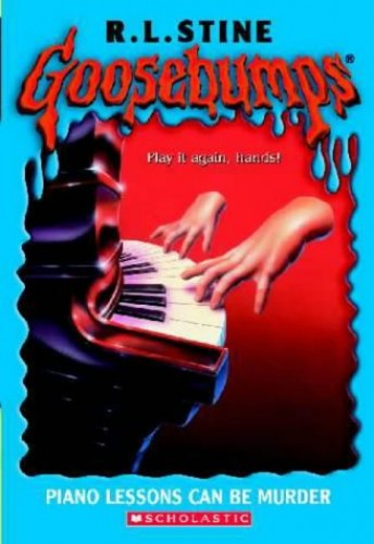 Piano Lessons Can Be Murder By R. L. Stine