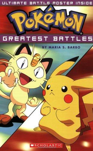 Pokemon Greatest Battles By Maria Barbo