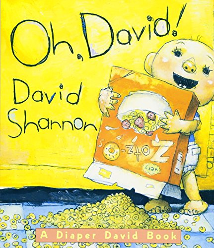 Oh David! By David Shannon