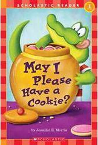 May I Please Have a Cookie? By Jennifer Morris