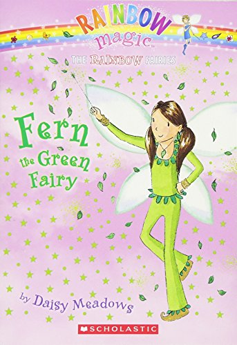 Fern the Green Fairy By Daisy Meadows