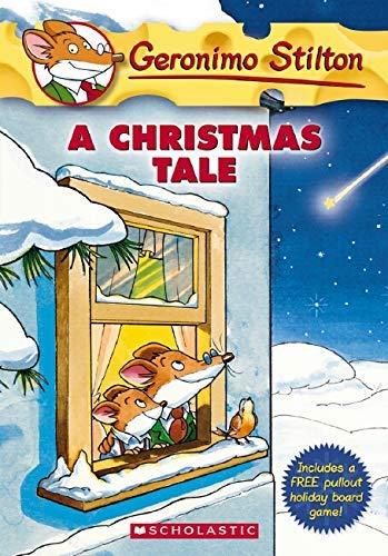 A Christmas Tale By Geronimo Stilton