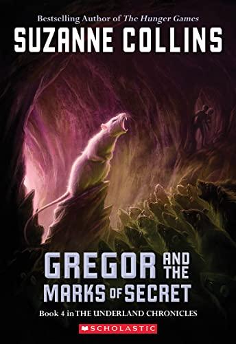 GREGOR&THE MARKS OF SECRET#4 von Suzanne Collins
