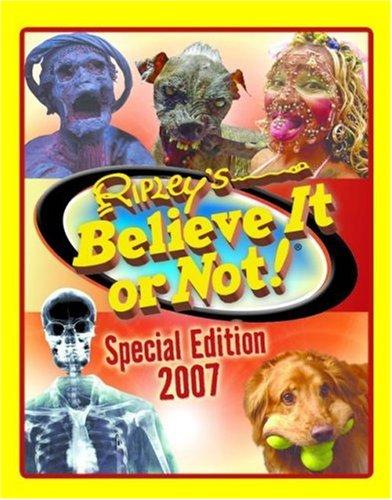 Ripley's Believe it or Not! By Mary Packard