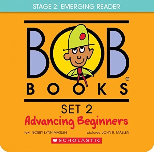 Bob Books Set 2: Advancing Beginners By John Maslen