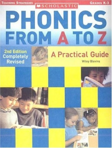 Phonics A-Z By Wiley Blevin