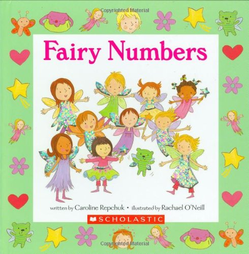 Fairy Numbers By Caroline Repchuk