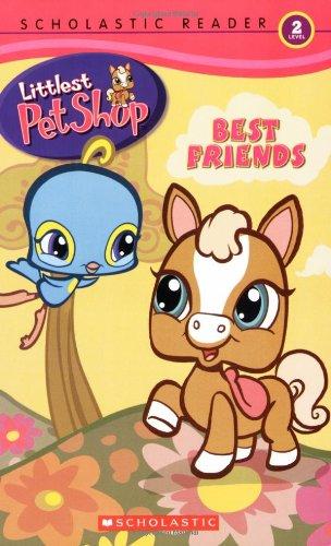 Littlest Pet Shop: Best Friends By Quinlan Lee
