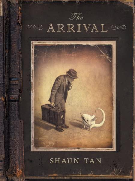 The Arrival von Shaun Tan
