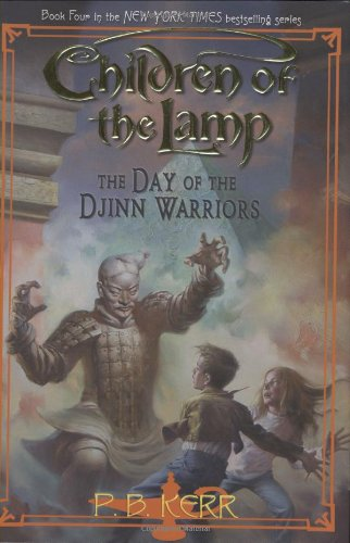 Day of the Djinn Warriors By P. Kerr