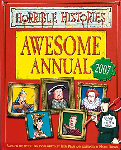 Awesome Annual By Terry Deary
