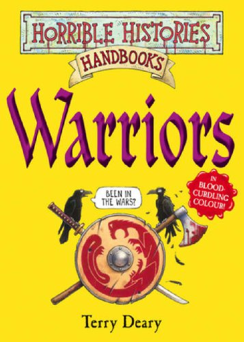 Warriors By Terry Deary
