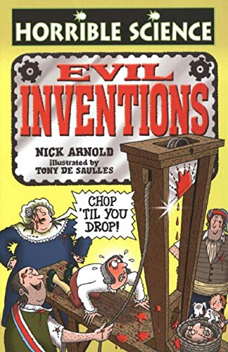 Evil Inventions By Nick Arnold