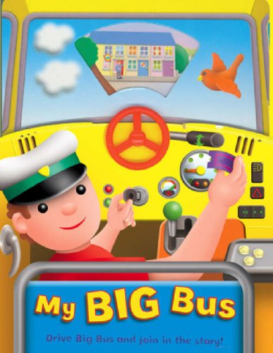 My Big Bus By Gabby Goldsack