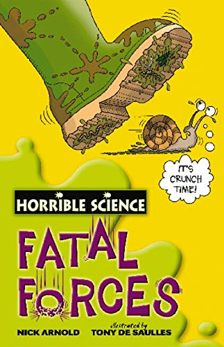 Fatal Forces By Nick Arnold