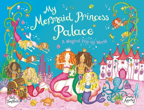 My Mermaid Princess Palace By Nick Denchfield