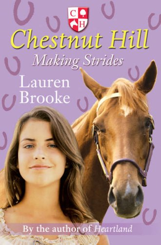 Making Strides By Lauren Brooke