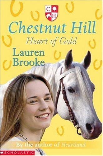 Heart of Gold By Lauren Brooke