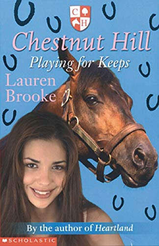 Playing for Keeps By Lauren Brooke