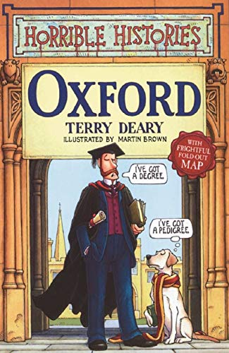 Oxford By Terry Deary