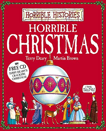 Horrible Christmas By Terry Deary