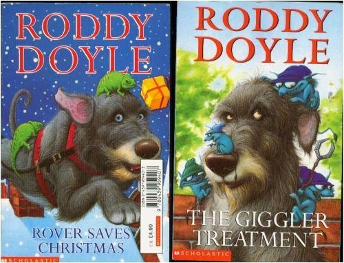 Rover Saves Christmas/Giggler Treatment By Roddy Doyle