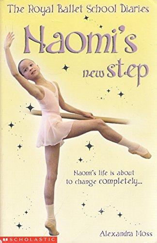 Naomi's New Step By Alexandra Moss
