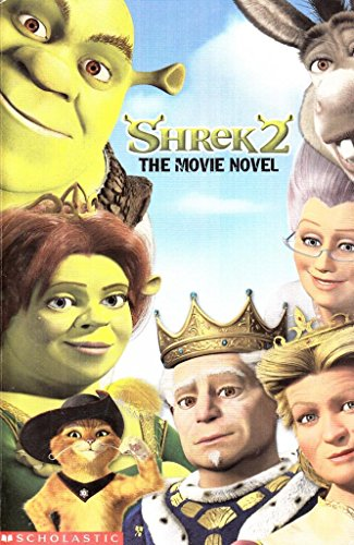 Shrek 2 Junior Novelisation By Jesse Leon McCann