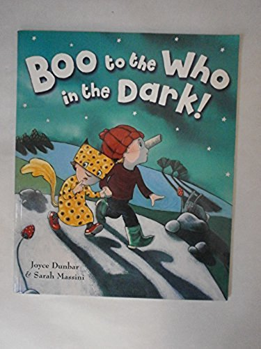 Boo to the Who in the Dark!